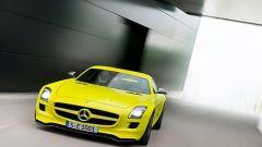 La Mercedes SLS AMG E-Cell in 67 nuovi scatti... - Immagine: 7