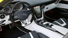 La Mercedes SLS AMG E-Cell in 67 nuovi scatti... - Immagine: 8