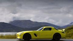 La Mercedes SLS AMG E-Cell in 67 nuovi scatti... - Immagine: 20