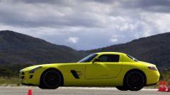 La Mercedes SLS AMG E-Cell in 67 nuovi scatti... - Immagine: 21