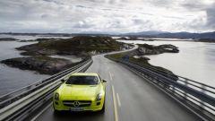 La Mercedes SLS AMG E-Cell in 67 nuovi scatti... - Immagine: 37