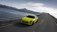 La Mercedes SLS AMG E-Cell in 67 nuovi scatti... - Immagine: 39