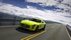 La Mercedes SLS AMG E-Cell in 67 nuovi scatti... - Immagine: 43