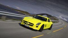 La Mercedes SLS AMG E-Cell in 67 nuovi scatti... - Immagine: 44