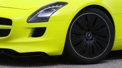 La Mercedes SLS AMG E-Cell in 67 nuovi scatti... - Immagine: 56