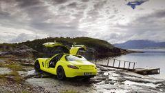 La Mercedes SLS AMG E-Cell in 67 nuovi scatti... - Immagine: 58