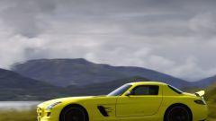 La Mercedes SLS AMG E-Cell in 67 nuovi scatti... - Immagine: 61