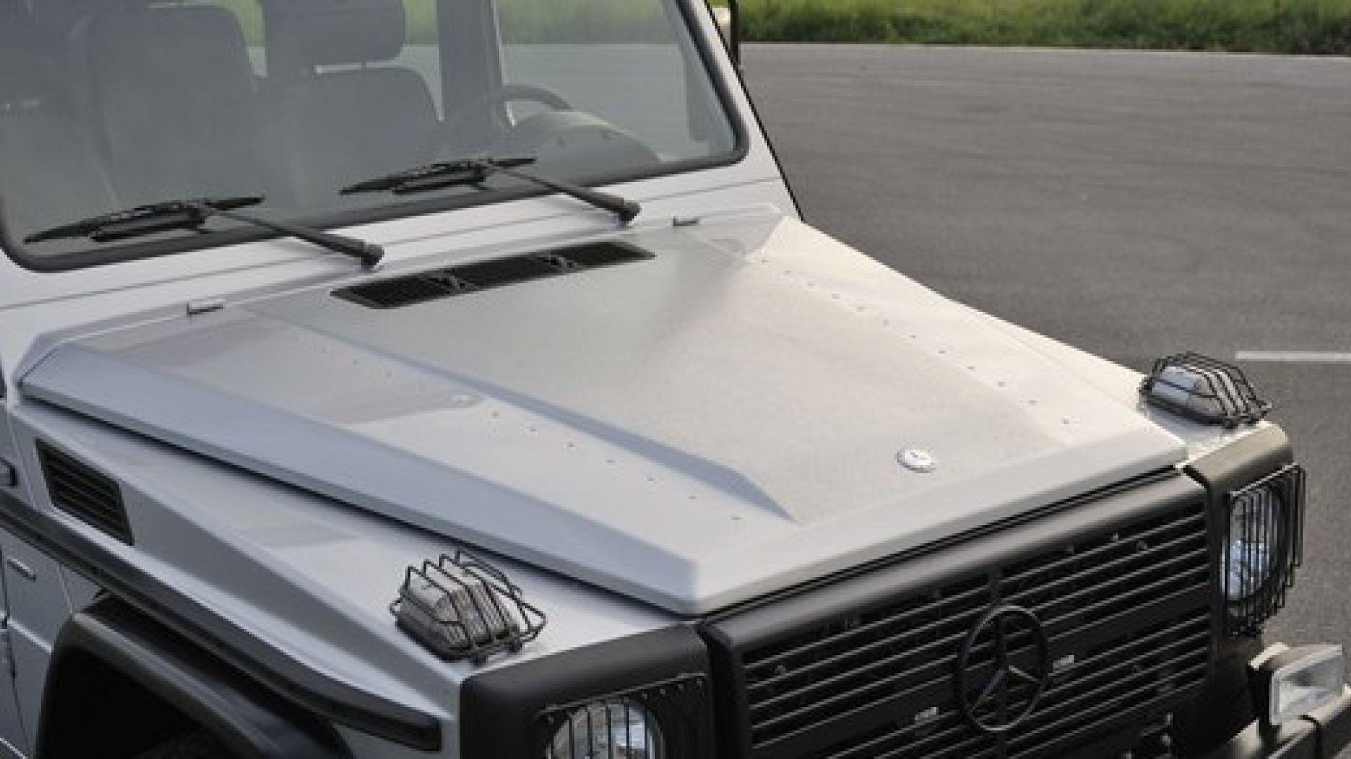 Immagine 16: Mercedes Classe G Professional