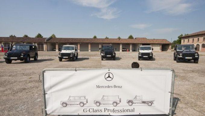 Immagine 10: Mercedes Classe G Professional