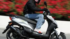 Kymco Agility Naked RS 50 - Immagine: 4