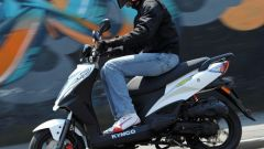 Kymco Agility Naked RS 50 - Immagine: 6