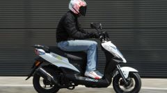 Kymco Agility Naked RS 50 - Immagine: 7