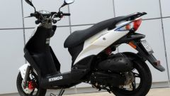 Kymco Agility Naked RS 50 - Immagine: 11