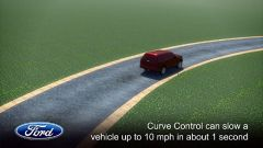 Ford introduce il Curve Control - Immagine: 2