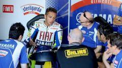 Rossi pronto al rientro. A Brno con la R1 - Immagine: 5