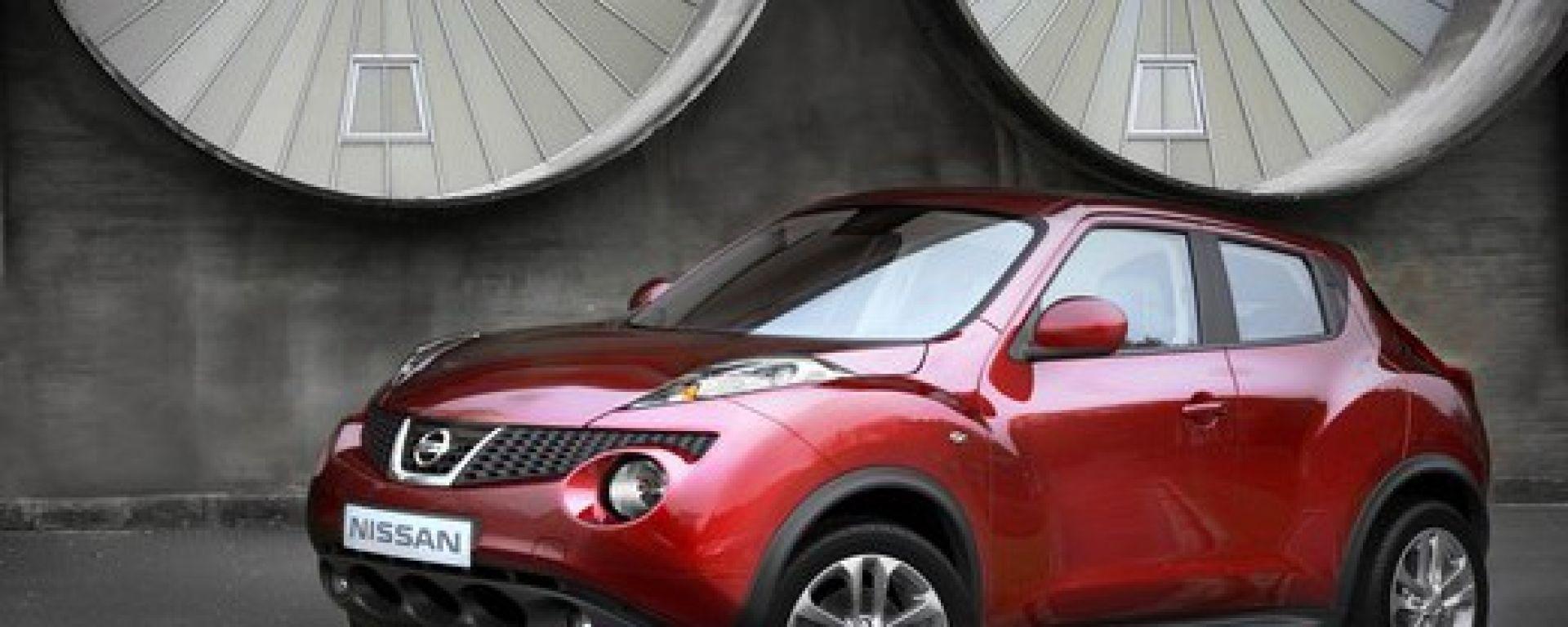 Schemi Elettrici Nissan : Prova nissan juke motorbox