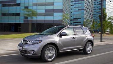 Listino prezzi Nissan Murano