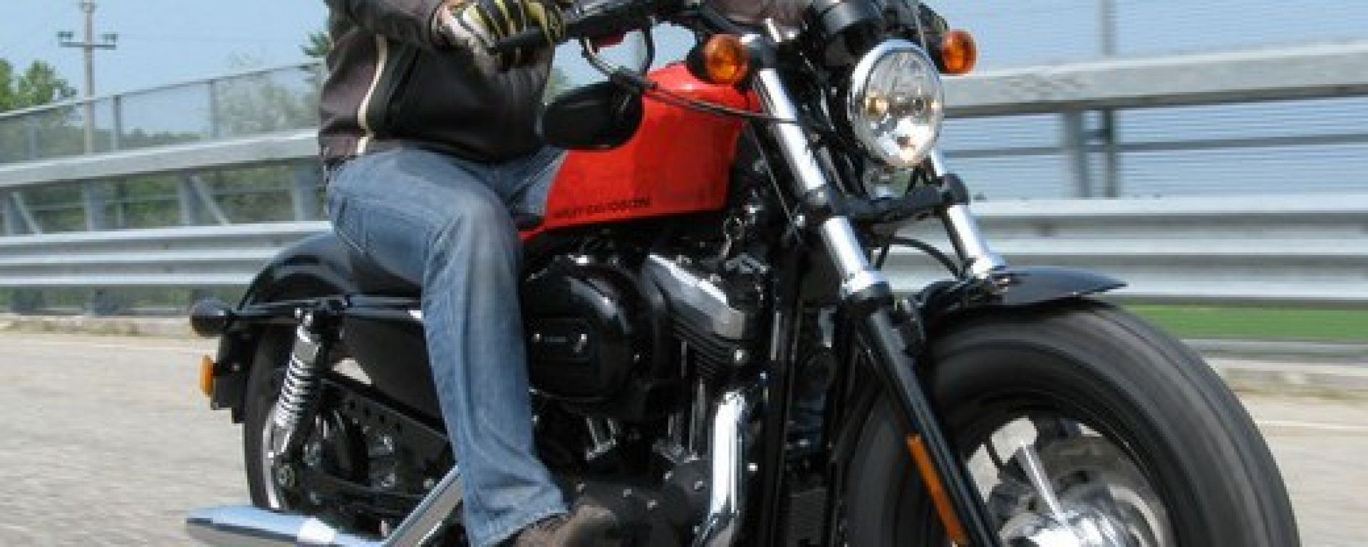 Harley-Davidson Forty Eight