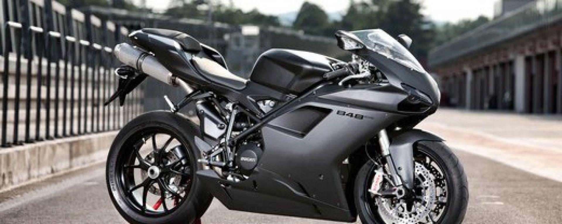 Ducati 848EVO