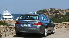 Bmw Serie 5 Touring 2011 - Immagine: 70