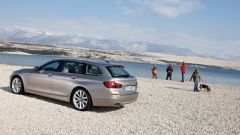 Bmw Serie 5 Touring 2011 - Immagine: 85