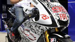 Una Yamaha M1 speciale a Laguna Seca - Immagine: 3