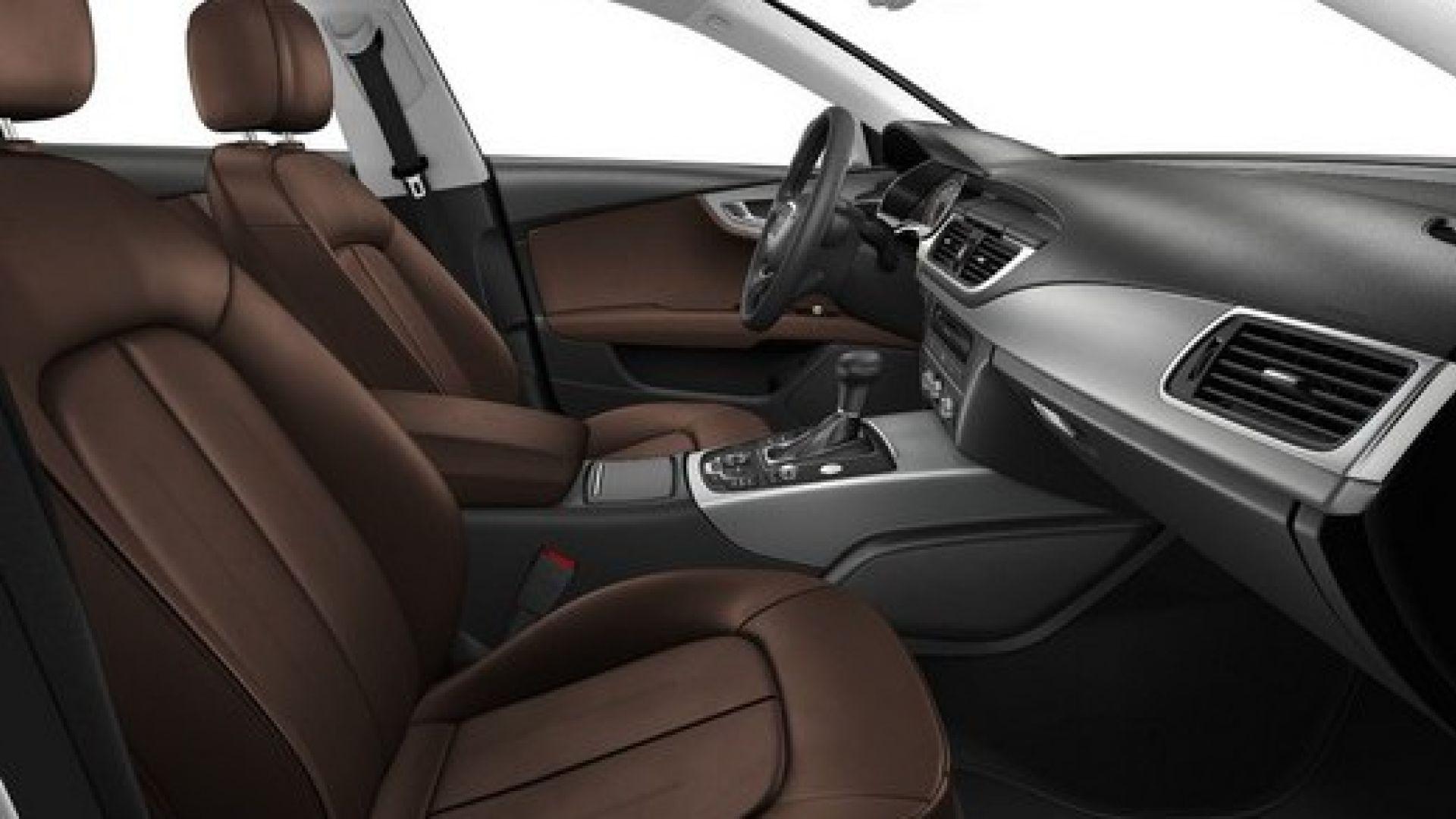 Tutto sulla Audi A7 Sportback - MotorBox