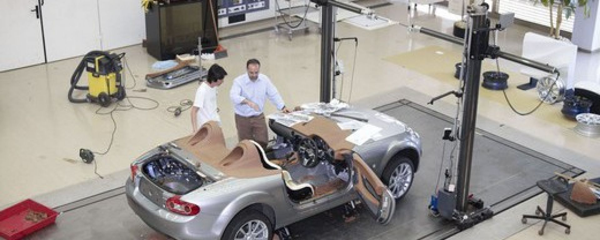 Mazda MX-5 2012: i nuovi dettagli
