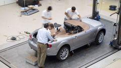 Mazda MX-5 2012: i nuovi dettagli - Immagine: 9