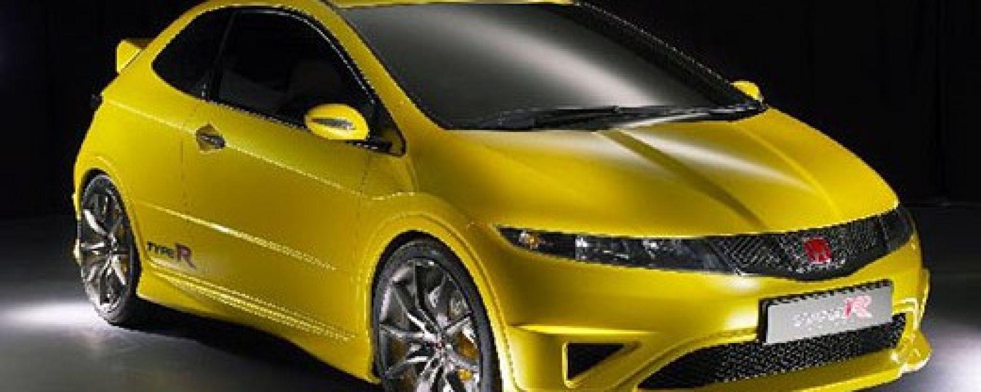La Honda Type R esce di produzione