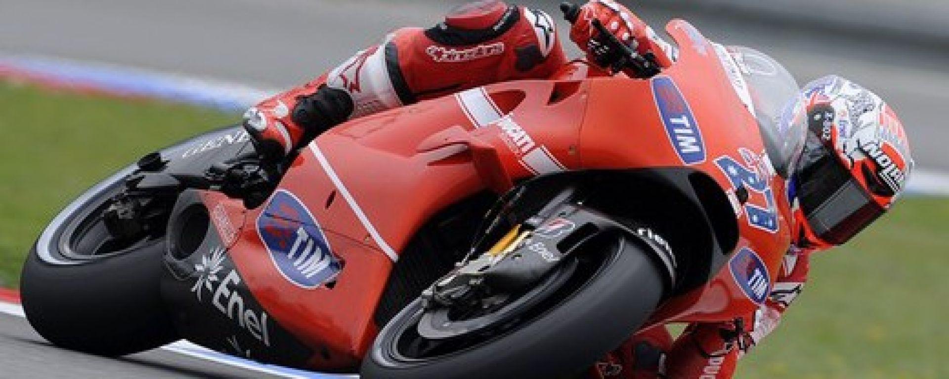 MotoGP 2010: GP di Repubblica Ceca