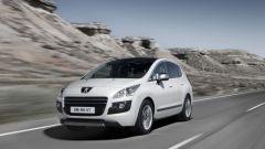 Peugeot 3008 HYbrid4 - Immagine: 1