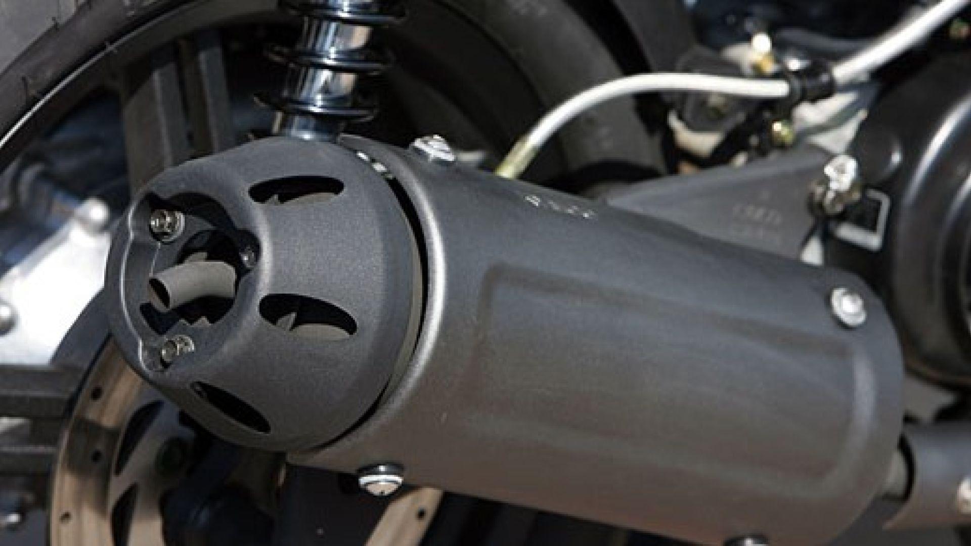 prova: kymco agility r16 - motorbox