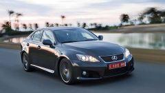 Lexus IS-F - Immagine: 4
