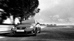 Lexus IS-F - Immagine: 9