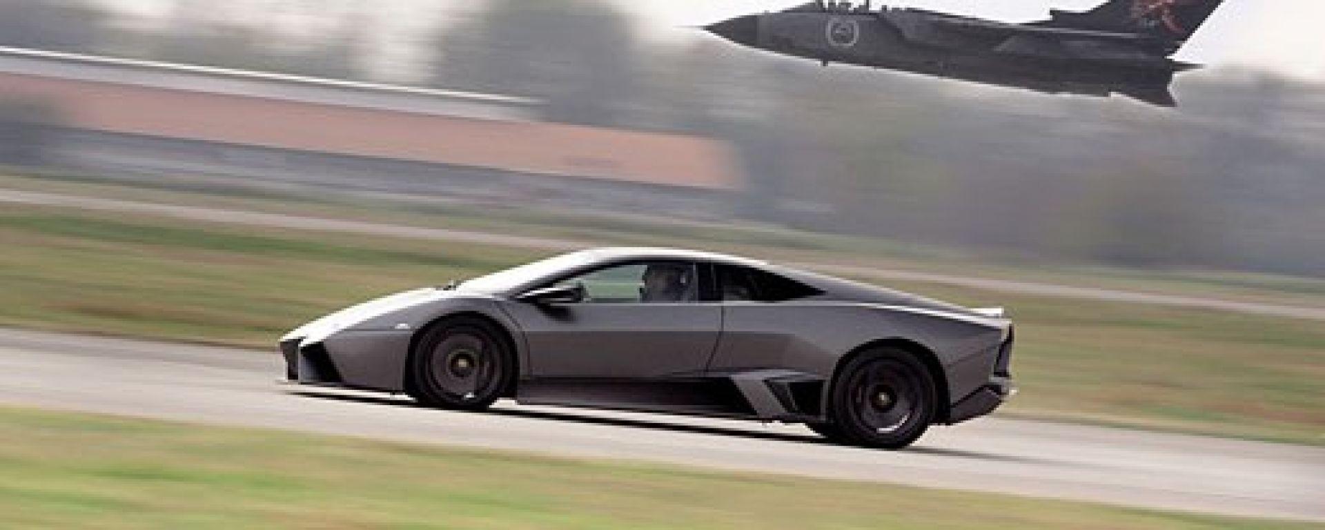 Lamborghini, un 2007 da incorniciare
