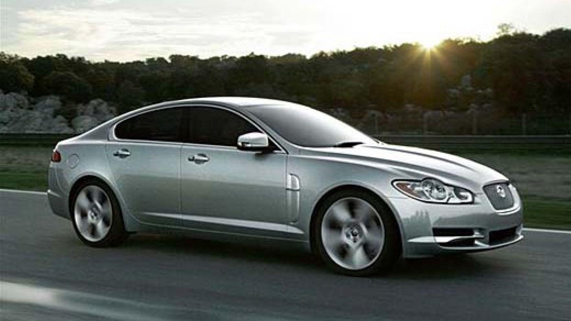 Immagine 1: Jaguar XF