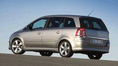 Opel Zafira 2008 - Immagine: 5