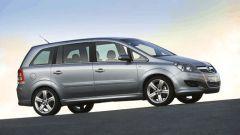 Opel Zafira 2008 - Immagine: 8