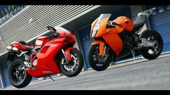 Ducati 1098 vs KTM RC8 1190 - Immagine: 16