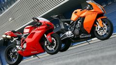 Ducati 1098 vs KTM RC8 1190 - Immagine: 20