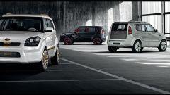 Kia Soul Concept 2008 - Immagine: 10
