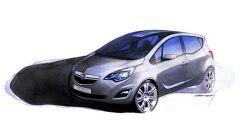 Opel Meriva Concept - Immagine: 9
