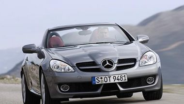 Listino prezzi Mercedes-Benz Classe SLK