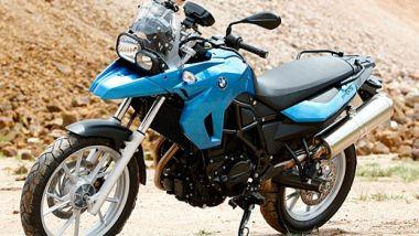 Prezzi E Quotazioni Usato Bmw F 650 Gs My 2007 Motorbox