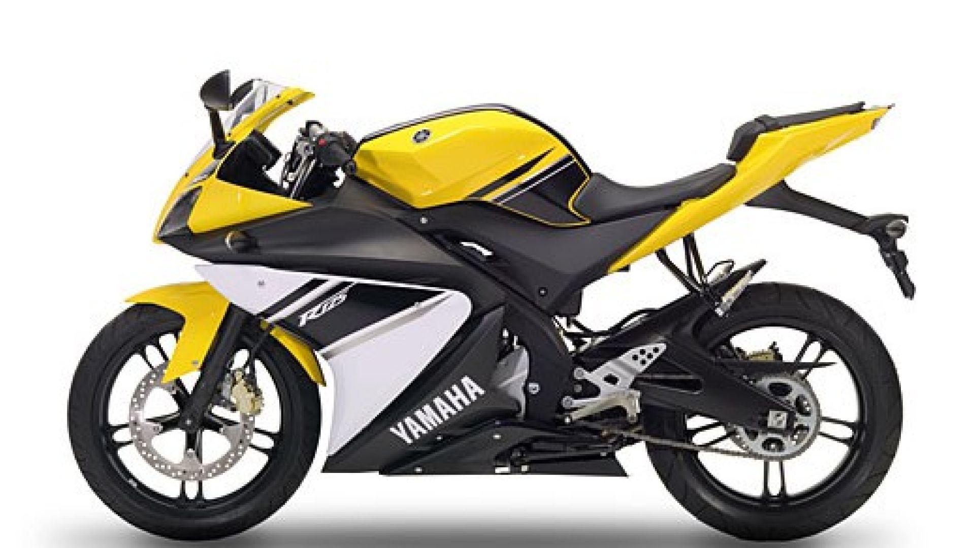 Yamaha yzf r125 usata moto usate 2016 car release date - Gallery Yamaha Yzf R125