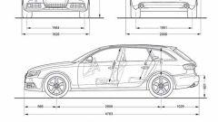 Audi A4 Avant 2008 - Immagine: 25