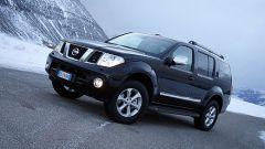 Nissan Pathfinder Platinum - Immagine: 1