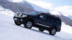 Nissan Pathfinder Platinum - Immagine: 4