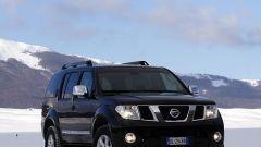 Nissan Pathfinder Platinum - Immagine: 14